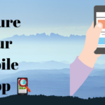 how to secure mobile app