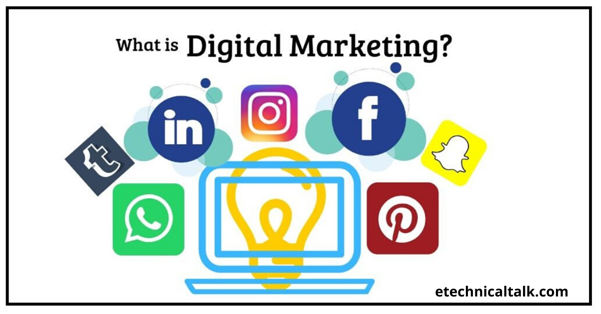 What is digital marketing and how it works