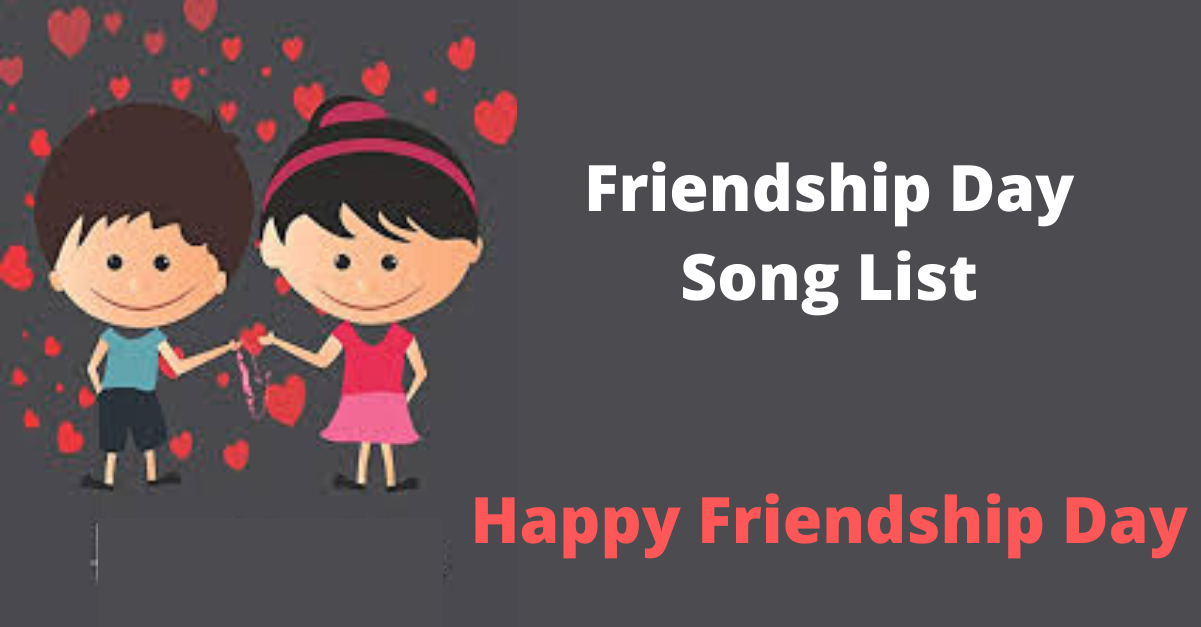 friendship day Song List