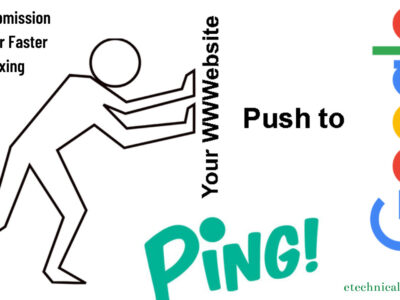 Ping submission website list