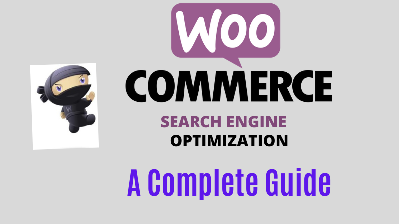 WooCommerce SEO a complete guide